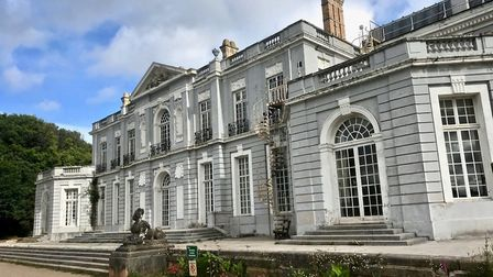 Oldway Mansion in Paignton