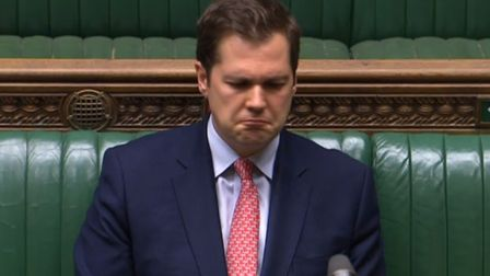 """Housing Secretary Robert Jenrick in the House of Commons, London, he has faced accusations of """"cash"""