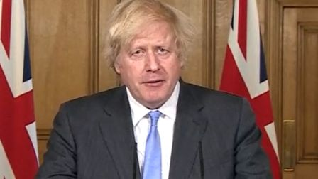No 10 said prime minister Boris Johnson would not apologise for comments he made about care homes; P