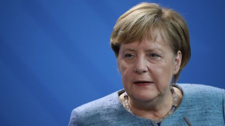 German chancellor Angela Merkel warned the EU to prepare for a no-deal Brexit; Photo by Sean Gallup/
