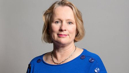Children's minister and Tory MP Vicky Ford; Richard Townshend