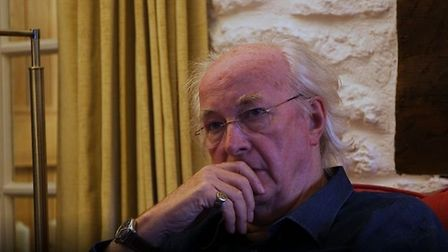 Philip Pullman on Brexit and the Russia Report. Photograph: PA.