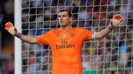 Former Real Madrid goalkeeper Iker Casillas (question nine) (Photo by Denis Doyle/Getty Images)
