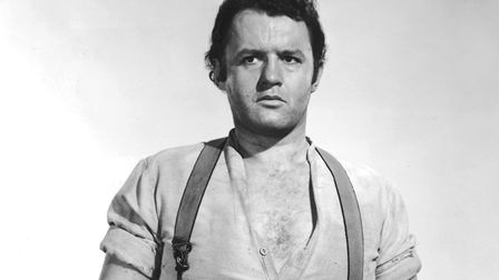 American actor Rod Steiger. (Photo by Hulton Archive/Getty Images)