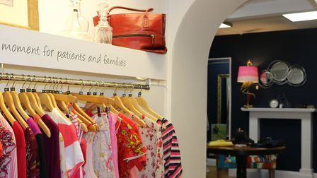 Rowcroft Hospice�s Wellswood boutique