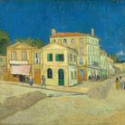 The Yellow House. Van Gogh rented this house in Arles from September 1888. Picture: Archant