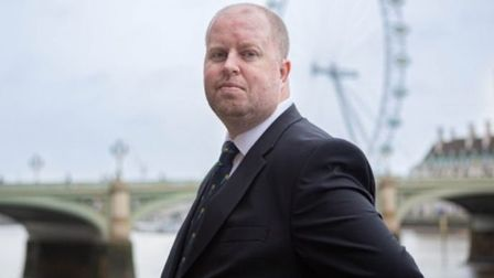Tory MP Rob Roberts has been accused of asking an intern to 'fool around' with him; Rob Roberts MP w