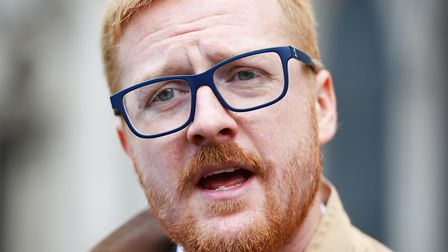 Labour MP LLoyd Russell-Moyle. Photograph: Kirsty O'Connor/PA.