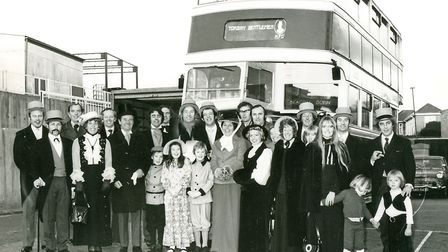 The Torbay Gentlemen set off for another South Devon League fixture in the club bus