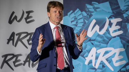 Richard Tice, former chairman of the Brexit Party, is now the new leader of Reform UK