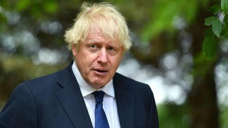 Boris Johnson is reportedly considering ripping up the Withdrawal Agreement. Photograph: Anthony Dev