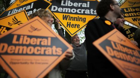 Where next for the Liberal Democrats? Photo: Christopher Furlong/Getty Images