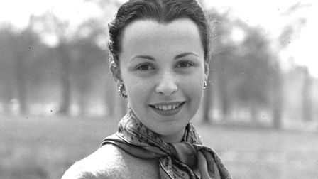 English actress Claire Bloom in 1951. Photo: Ron Case/Keystone/Getty Images