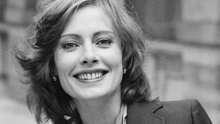 Russian-American actress and author Victoria Fyodorova (1946 - 2012), UK, 28th September 1979. (Phot