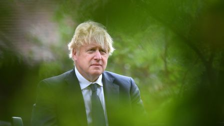 Prime minister Boris Johnson. Photograph: Anthony Devlin/PA Wire.