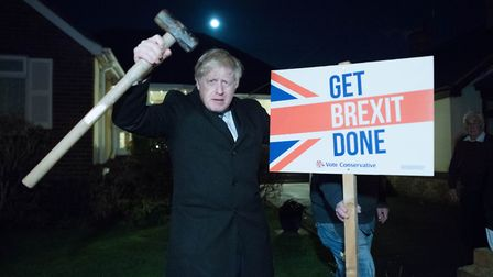 Boris Johnson reportedly wants to rip-up the Withdrawal Agreement. Picture: Stefan Rousseau/PA Wire.