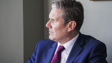 Labour leader Keir Starmer. (Photo by Hugh Hastings/Getty Images)