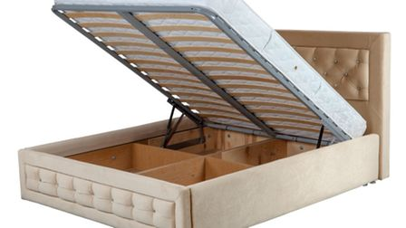 a pull-up bed