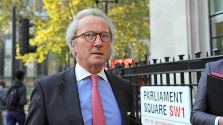 Advocate General for Scotland, Lord Keen QC, arrives at the Supreme Court