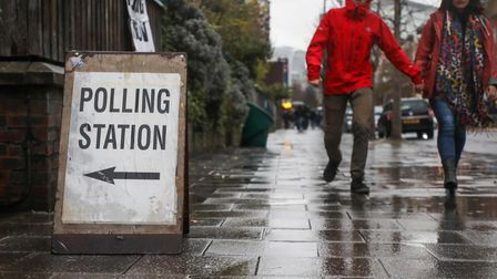 Voters head to polls for the December 2019 general election
