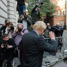 Boris Johnson returns to Downing Street