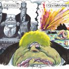 Martin Rowson's cartoon of Boris Johnson