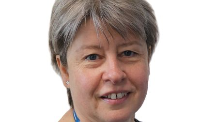 Liz Davenport, chief executive for Torbay & South Devon Foundation Trust