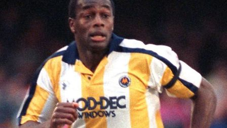 Former Torquay United striker Justin Fashanu has been posthumously inducted into the National Footba