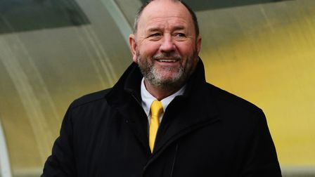 Gary Johnson, manager of Torquay United Pictture: Micah Crook/PPAUK