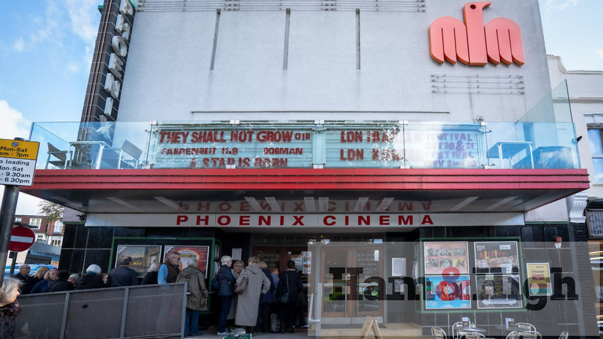 Roundhouse and Phoenix Cinema awarded grants to help them reopen