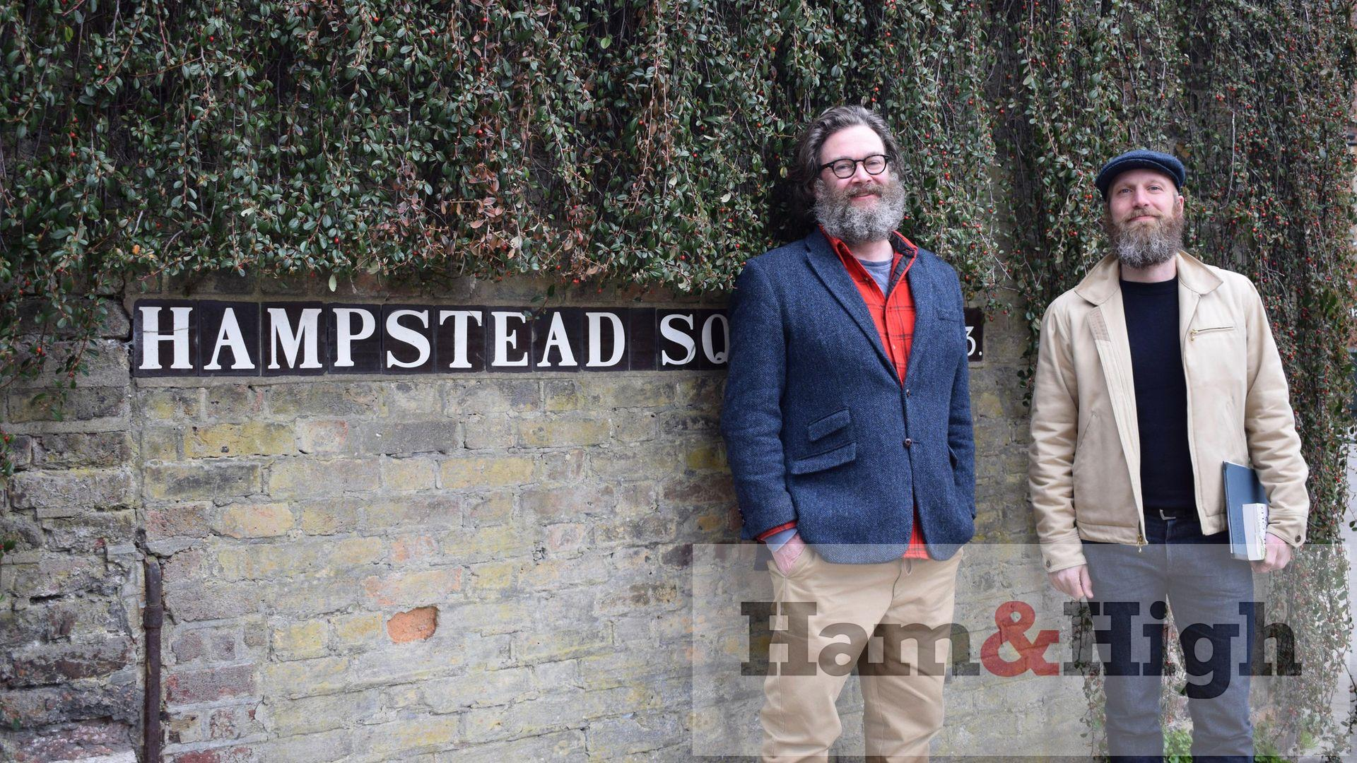 Hampstead Literary Society launched - and looking for exciting writers