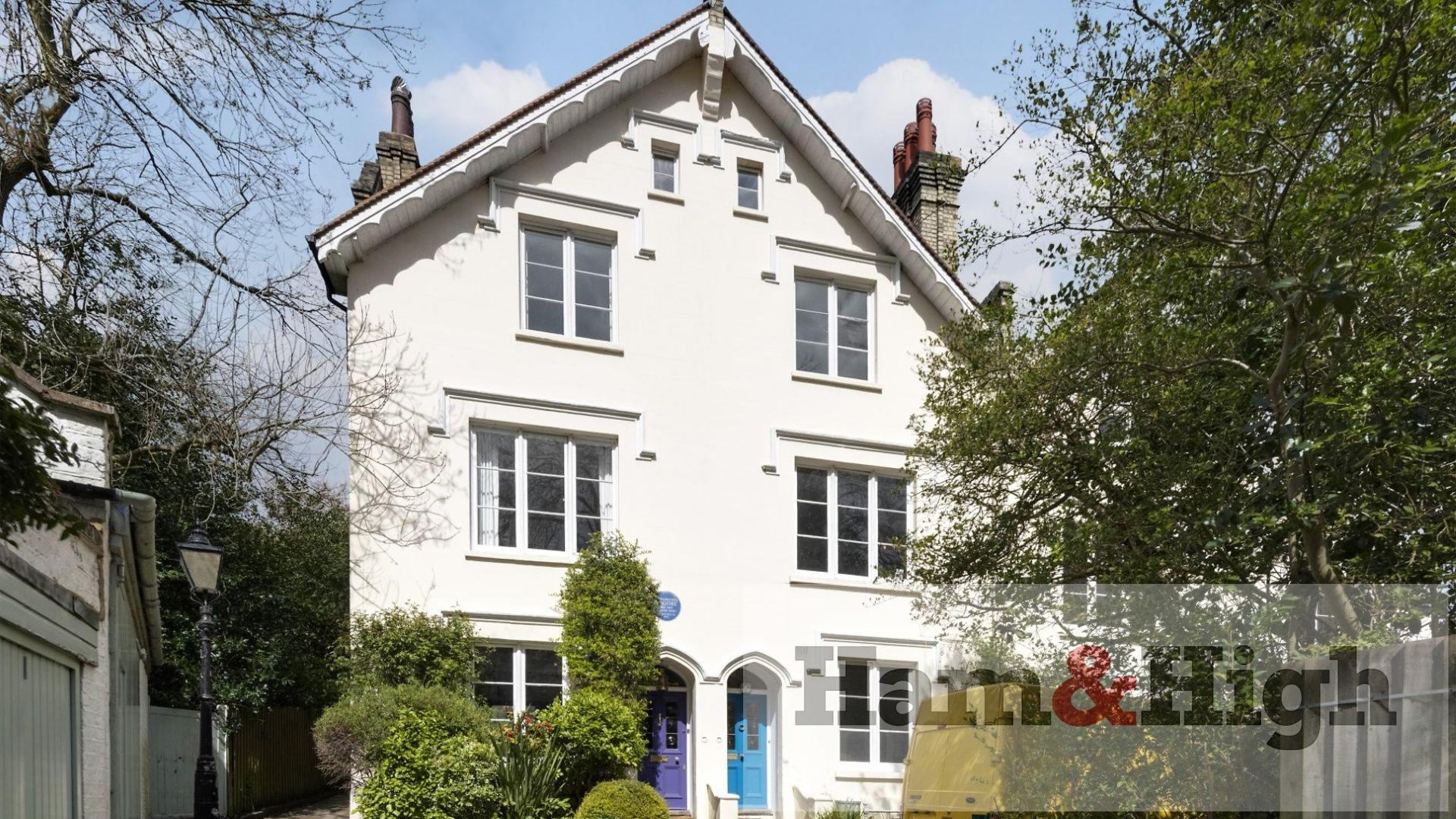 Rabindranath Tagore's Hampstead home on the market for £2.65m