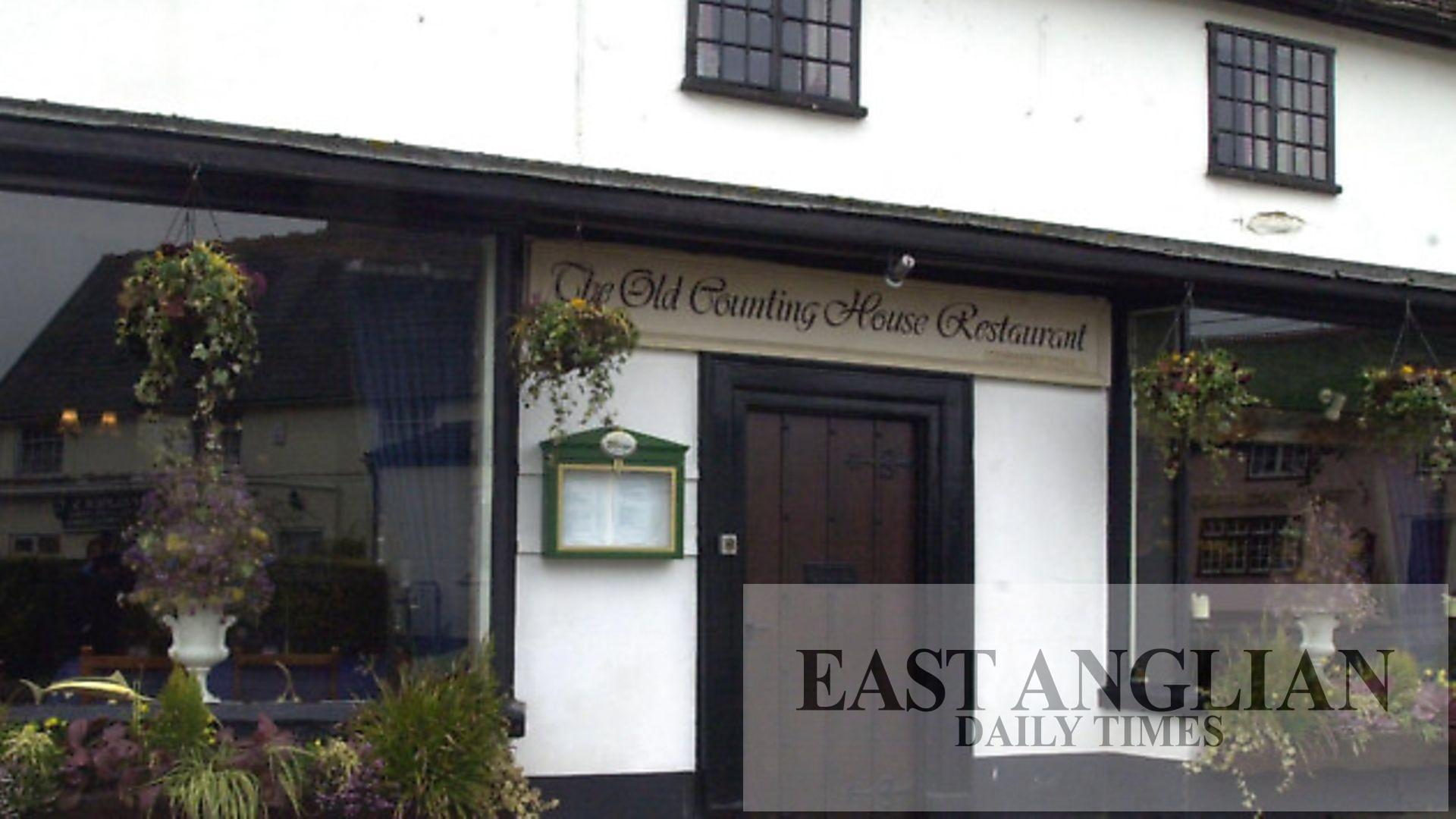 Haughley Four Workers Arrested During Immigration Raid At Indian Takeaway The Old Counting House East Anglian Daily Times