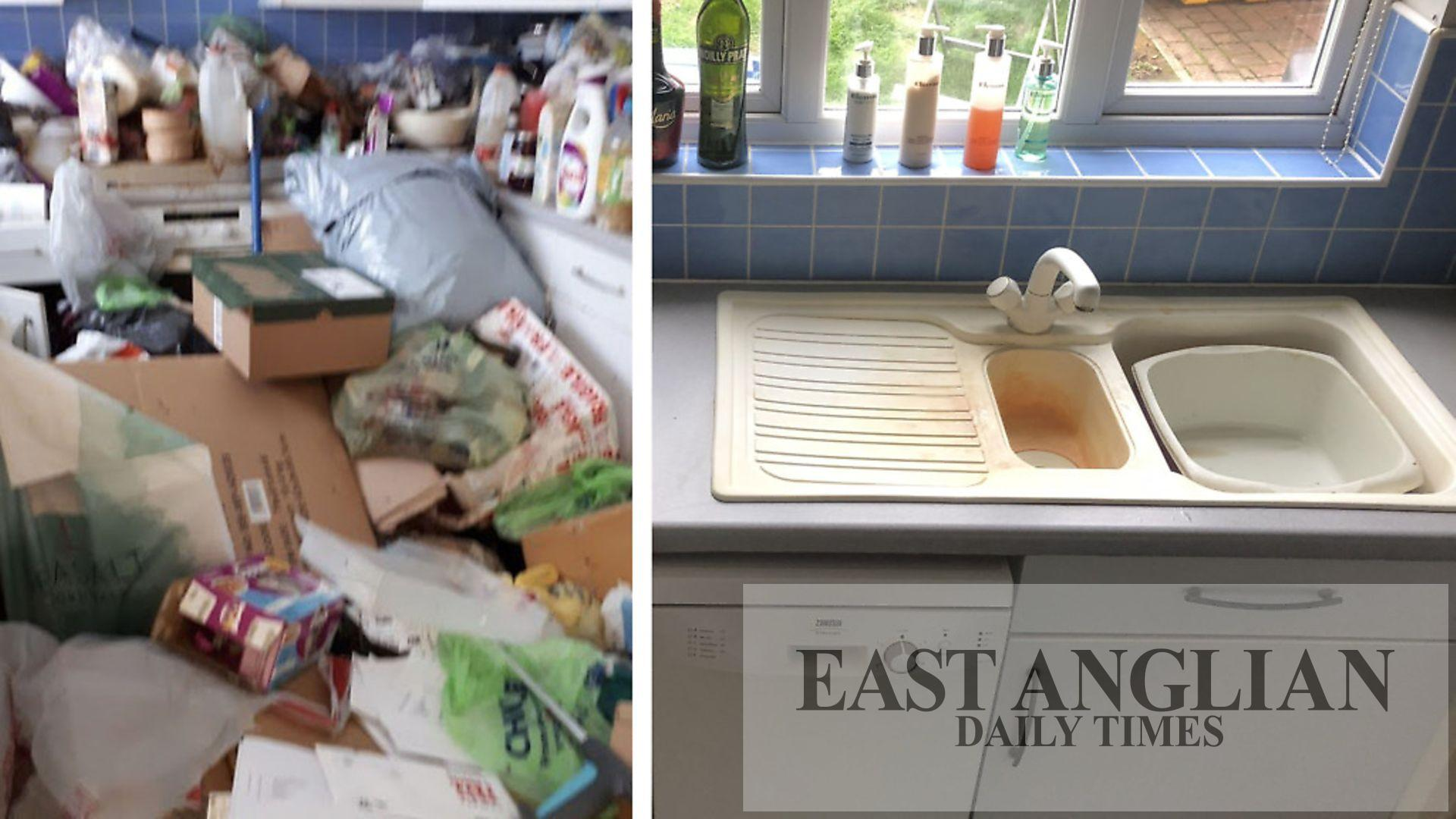 The Story Of A Hoarder Woman In Suffolk Is Helped By Lofty Heights East Anglian Daily Times