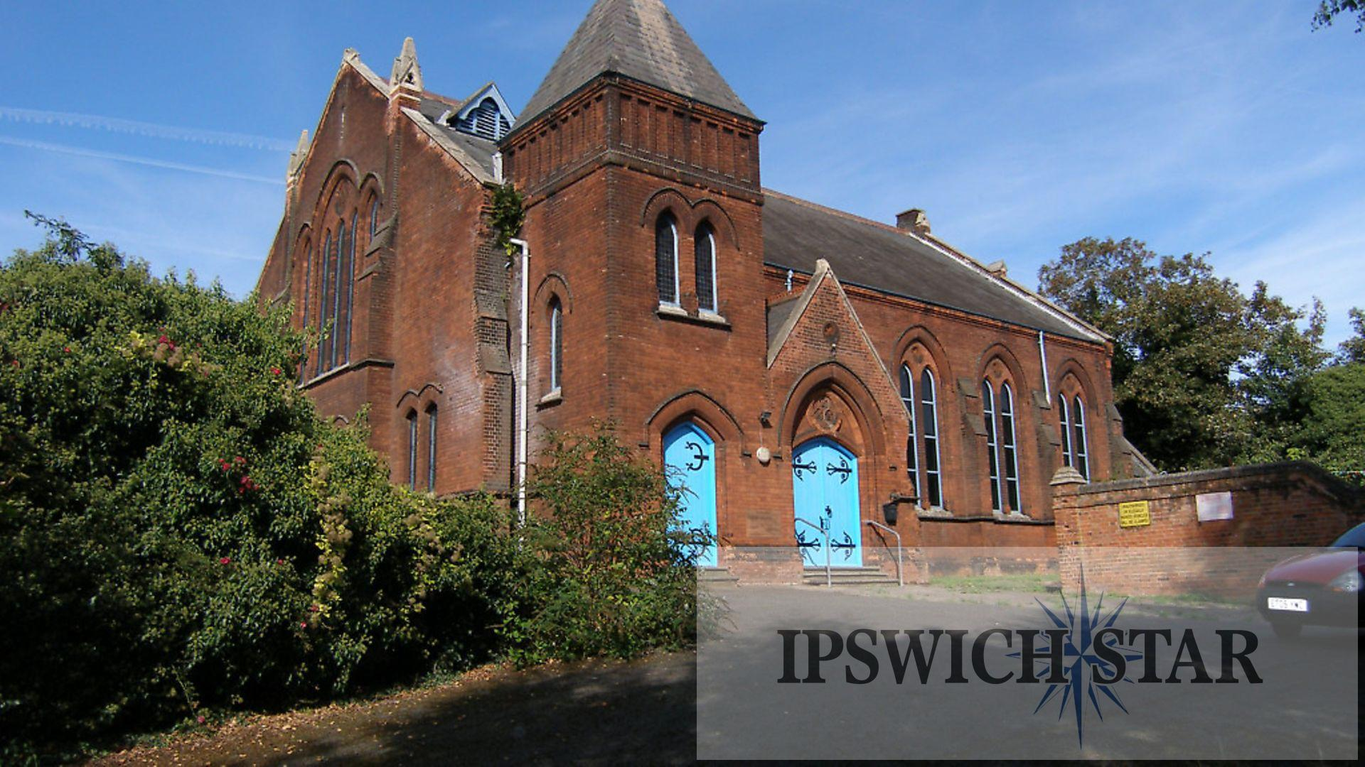 Church ripe for homes conversion is under offer