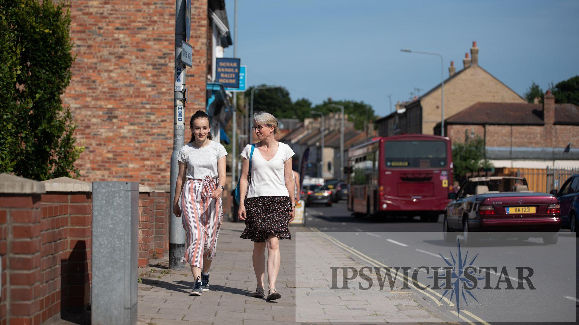 Teenager walks every named road in Ipswich — completing nearly 600km
