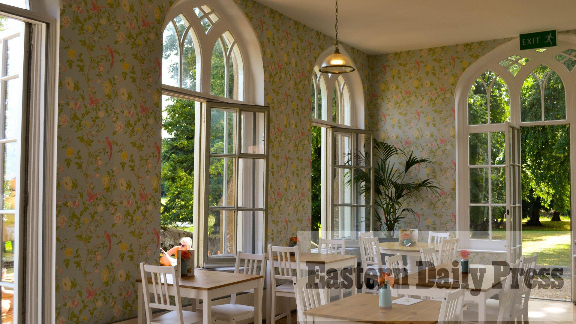 Why the Orangery Tea Room serves the 'perfect' savoury afternoon tea