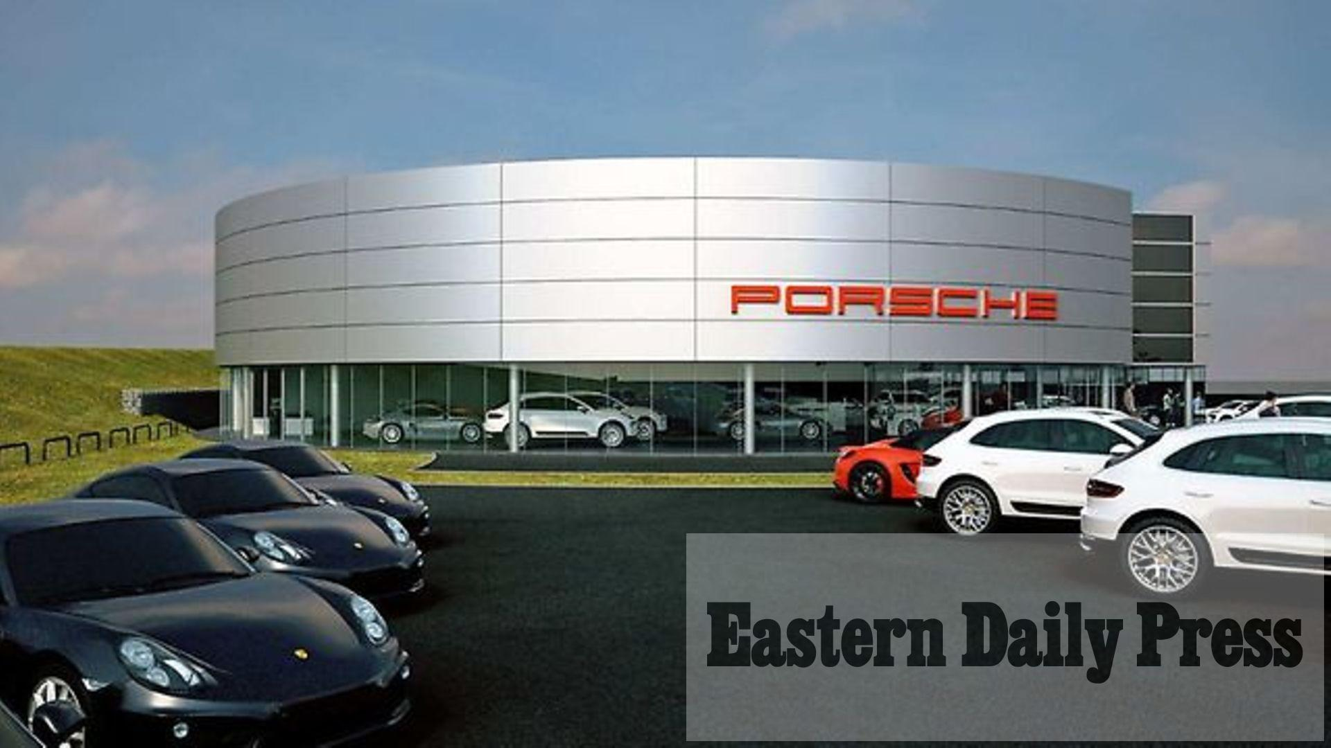 Grand opening of new Porsche centre shelved because of Covid