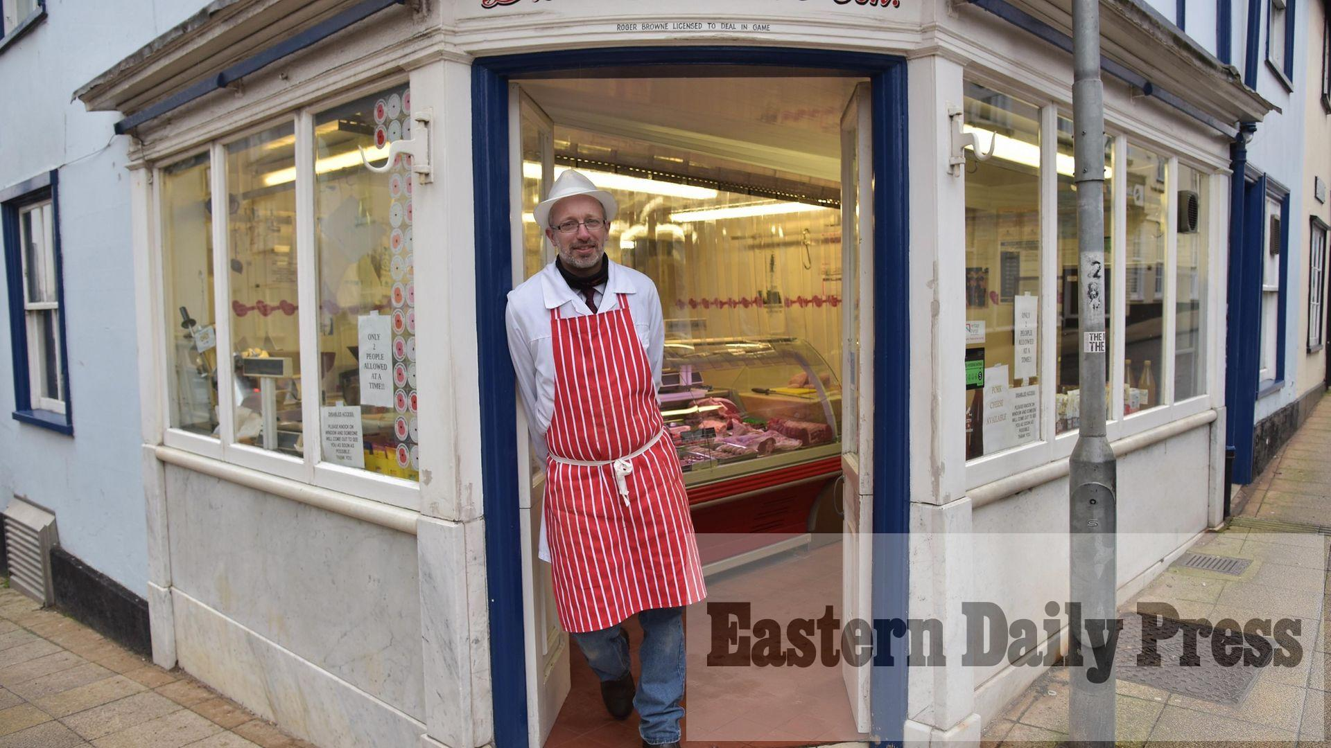 IN PICTURES: The businesses still going strong in lockdown