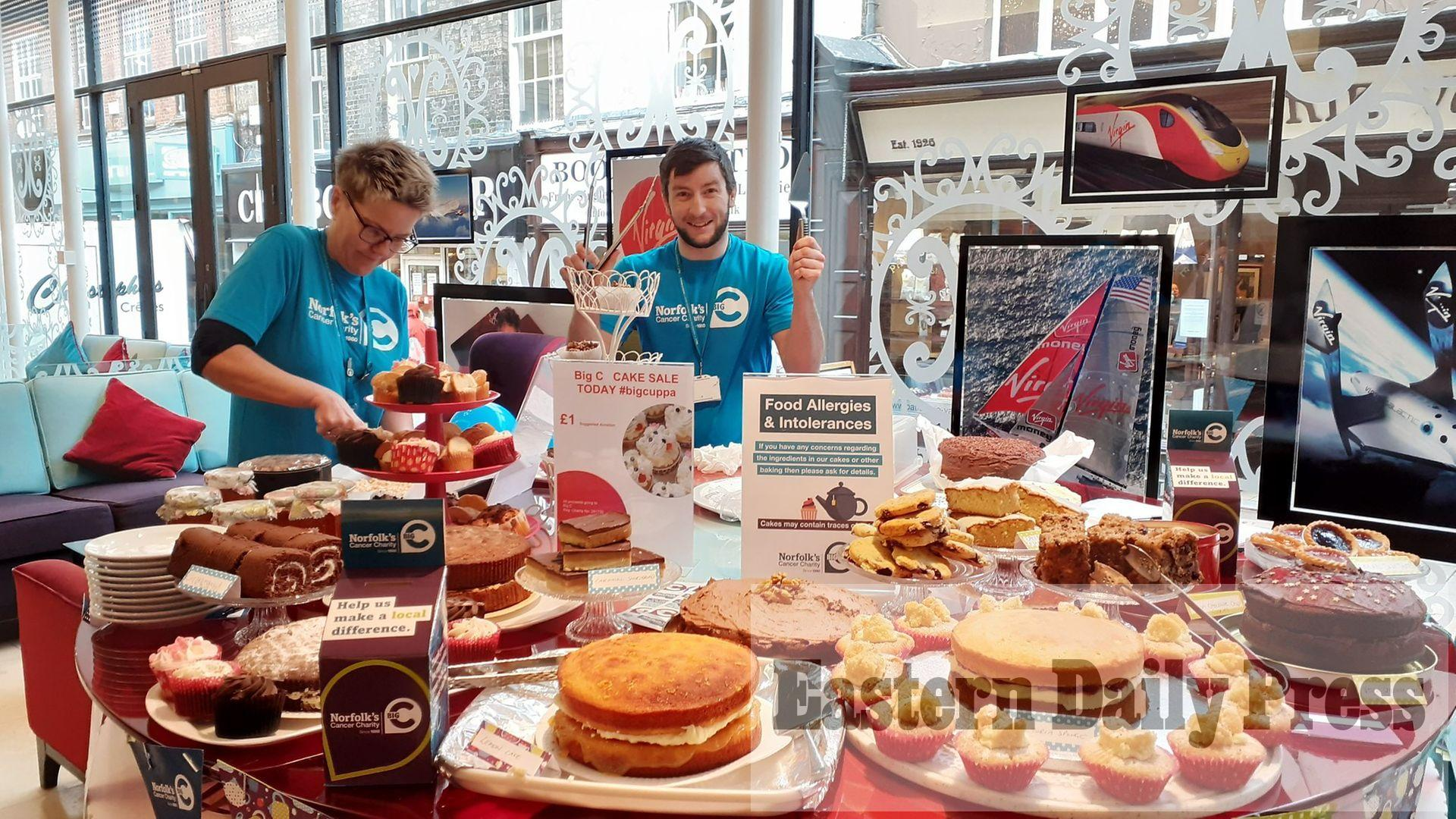 Big C asks for home fundraisers to join in Big Cuppa