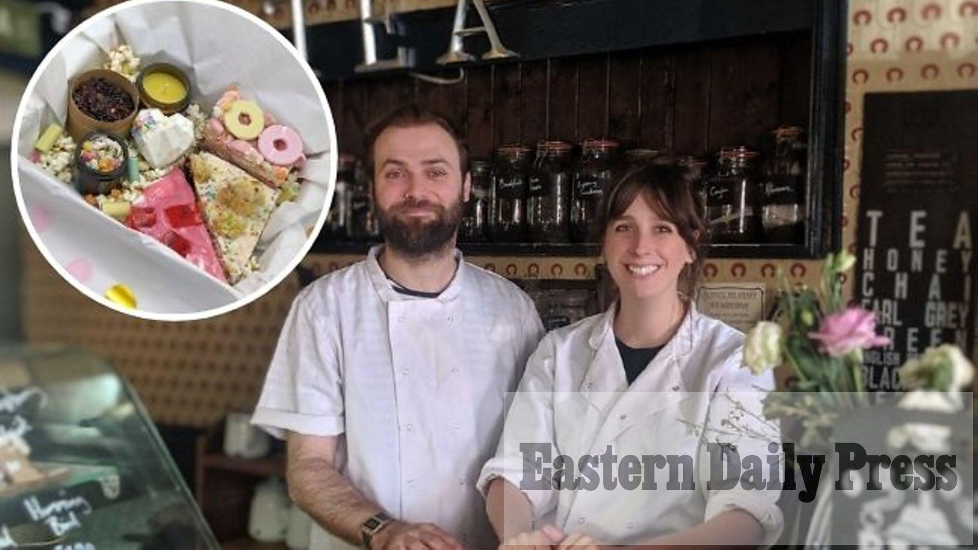 From Norwich to Japan: Biddy's Tea Room turns 10