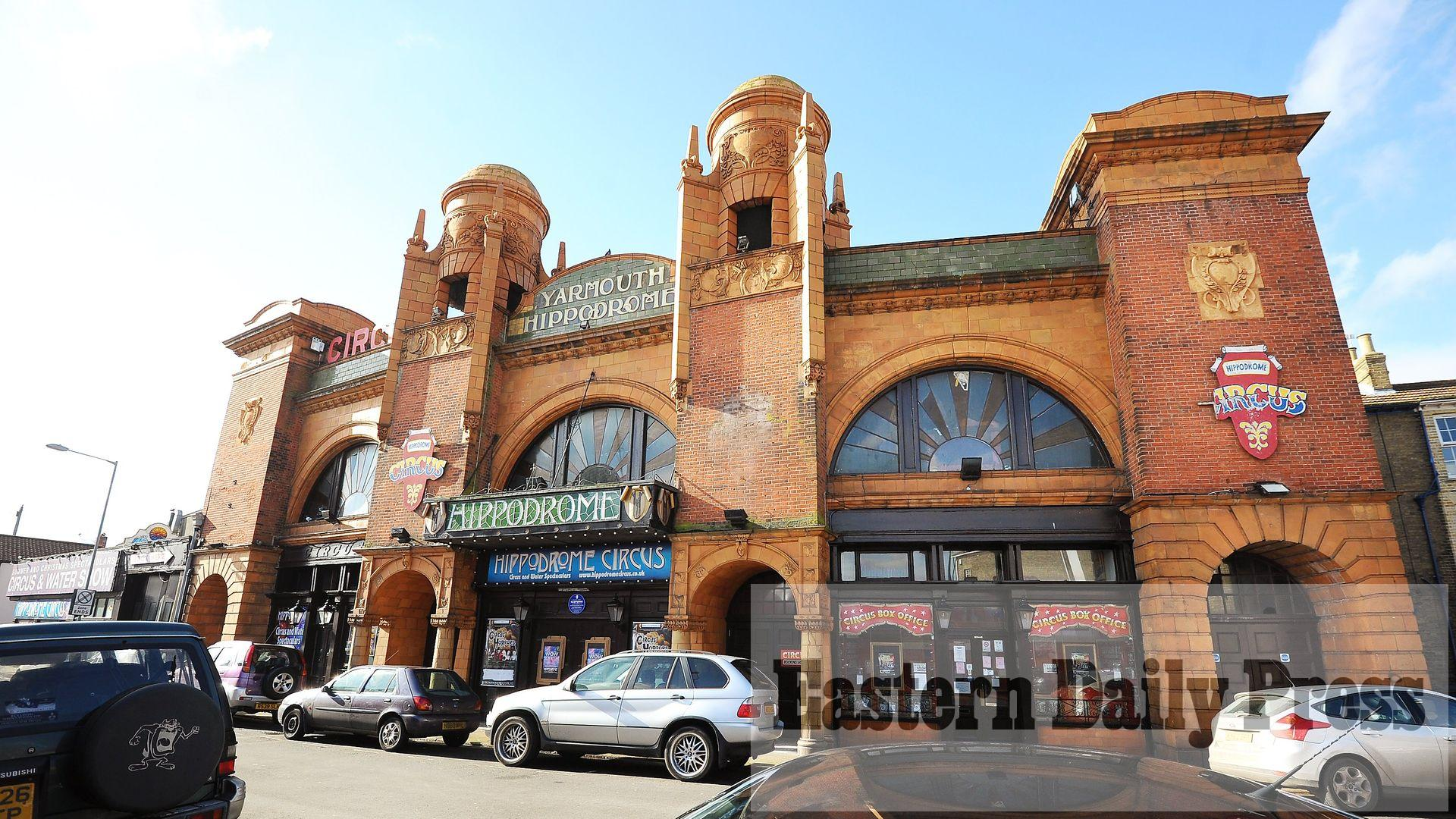 Hippodrome owners plan to open circus-themed cafe