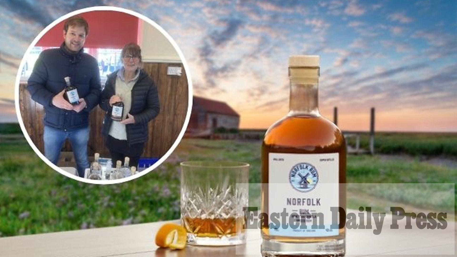 Furloughed pilot starts his own rum business