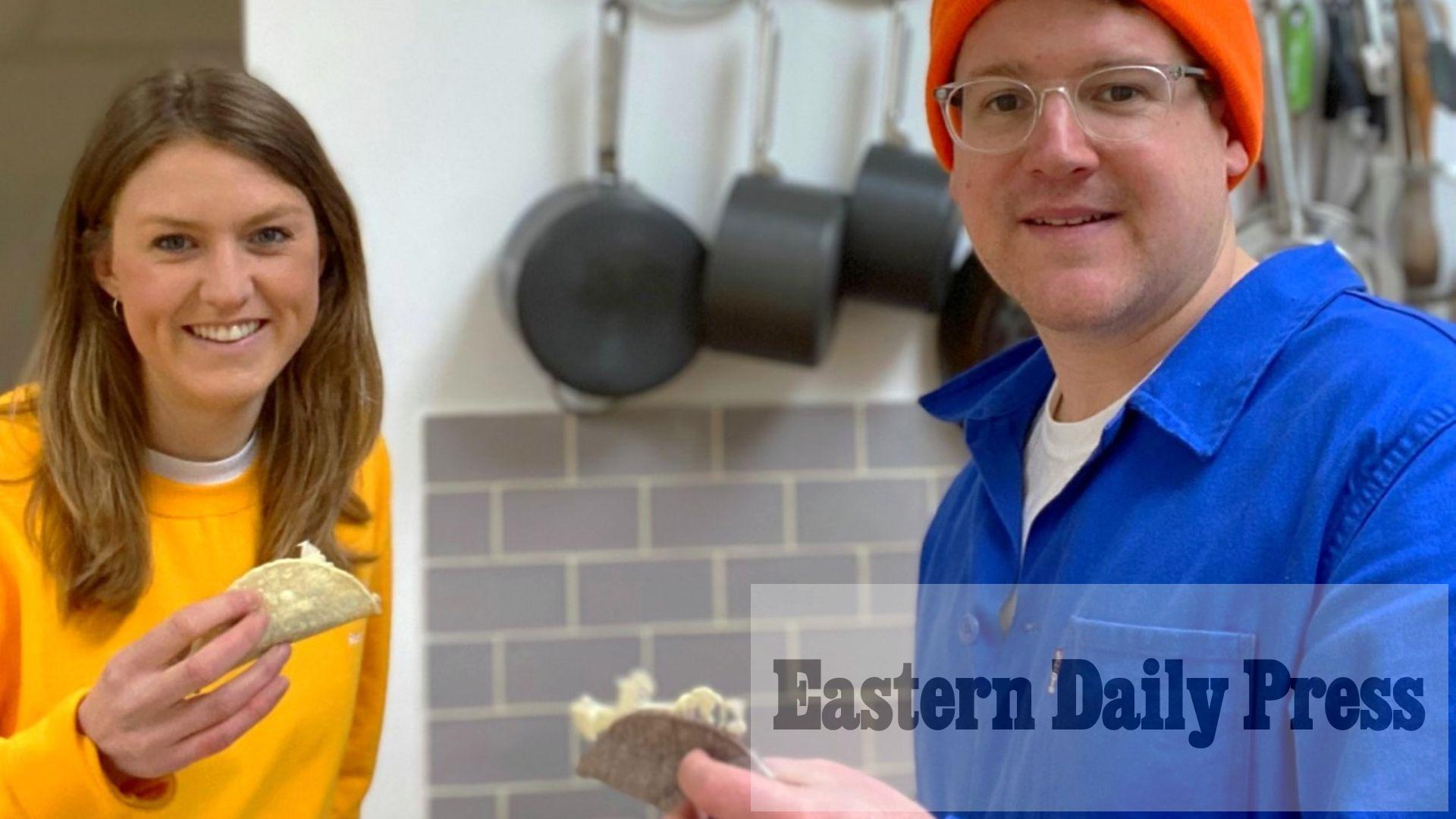 Chef launches online deli and taco takeaway with plans for Norwich shop