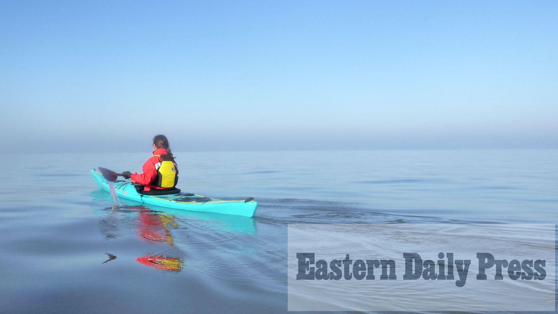 7 of the best places to kayak and paddleboard in East Anglia