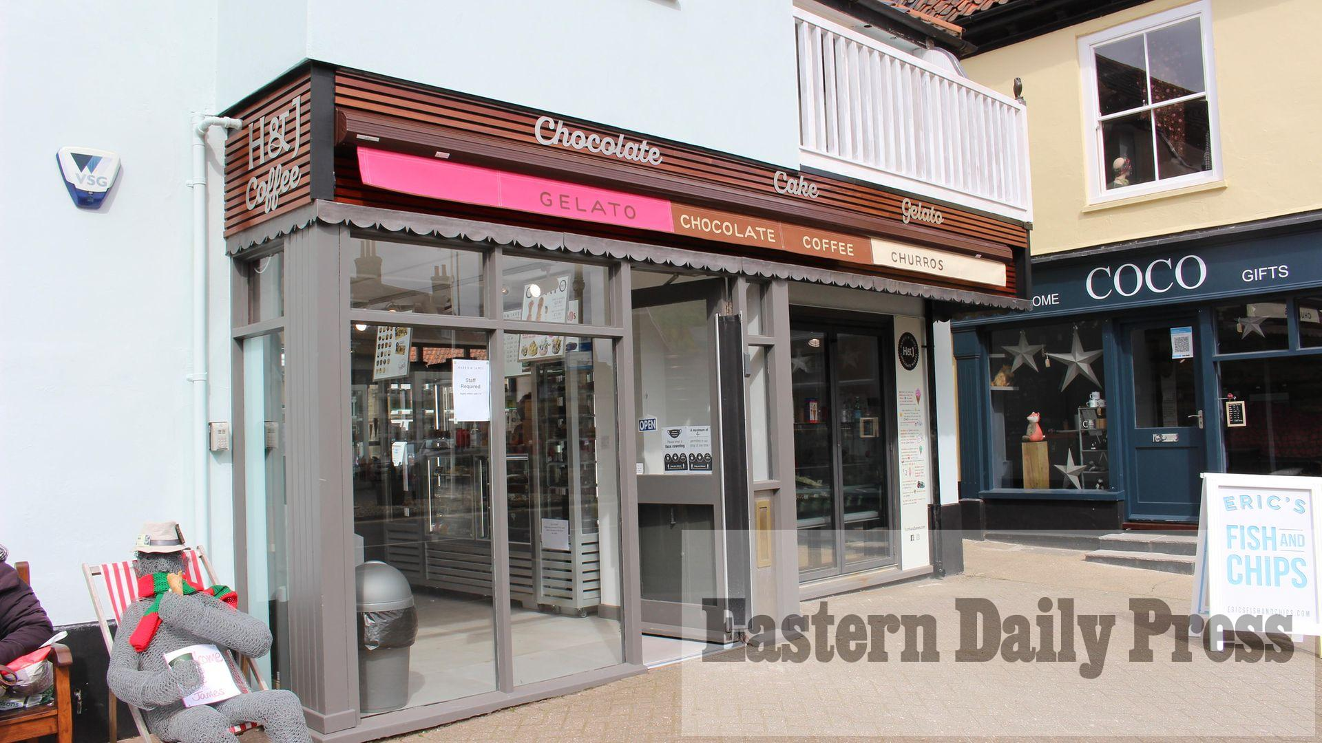 Gelato and chocolate shop to open two new Norfolk stores