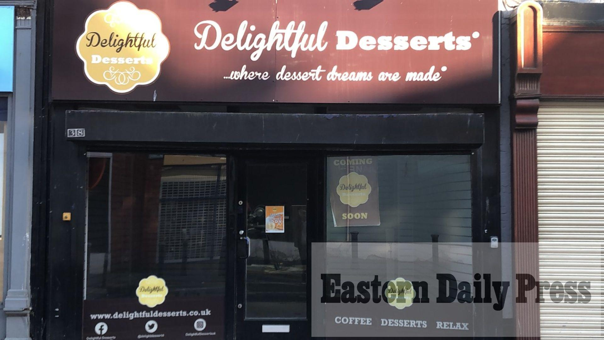 New dessert restaurant opens in Great Yarmouth