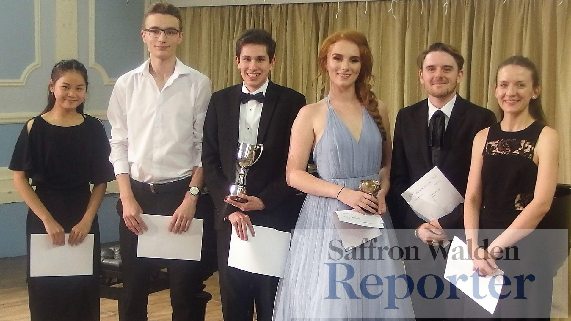 Essex young musician contest is open