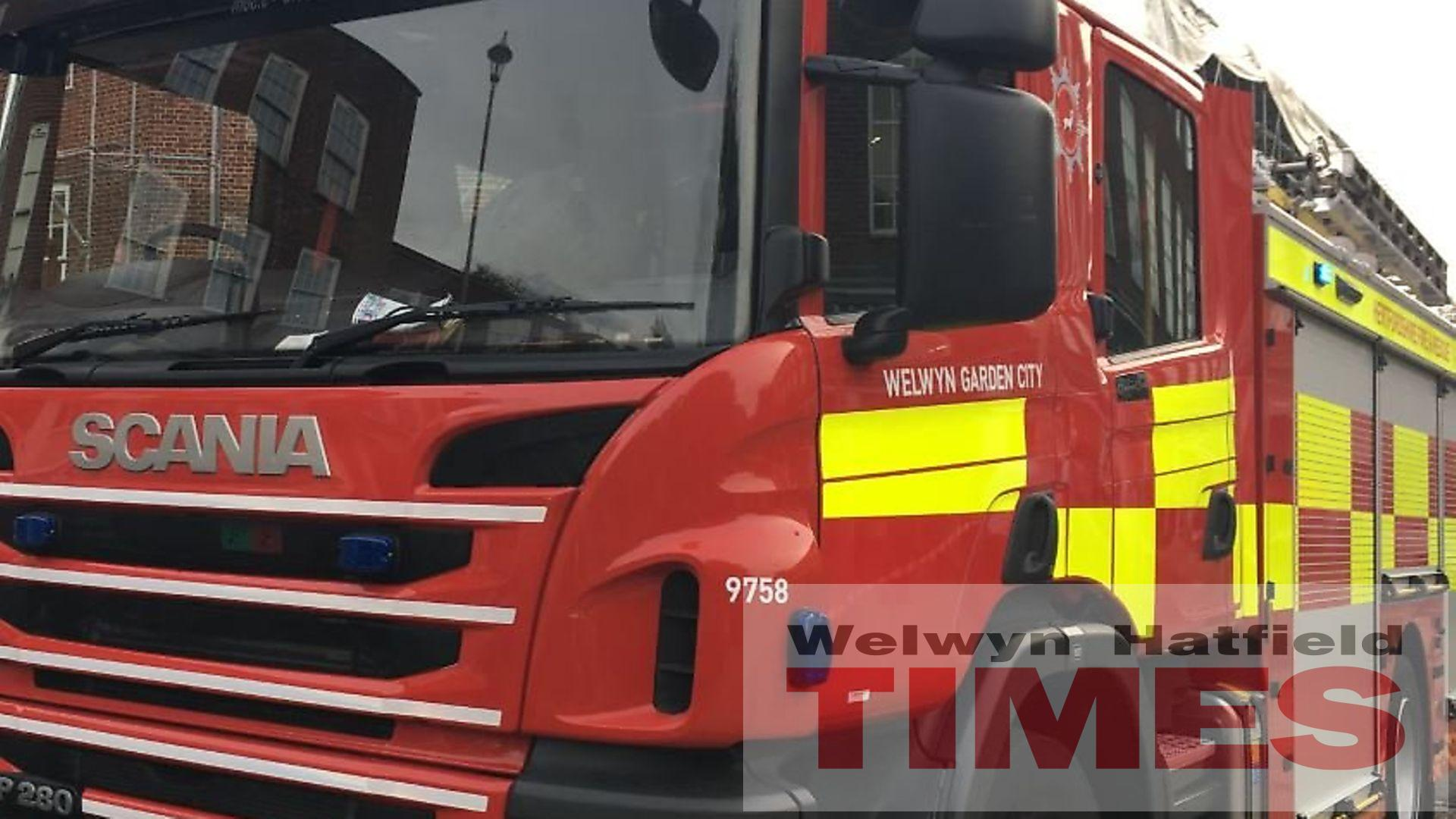 Welwyn Garden City competition to name fire engine ...