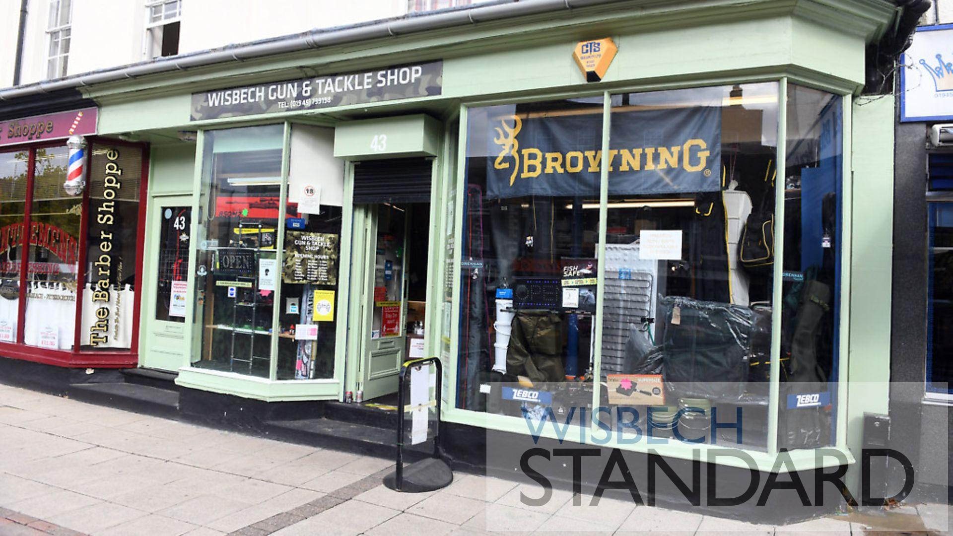Shop Local: The Wisbech fishing tackle shop that supplies ...